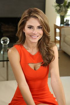 Exclusive! Maria Menounos Talks Beauty Secrets, Picture-Perfect ...