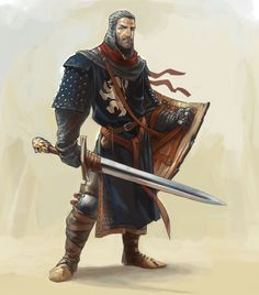 He was the worst sort of knight: he'd won his title by talent alone. By Terry Lane