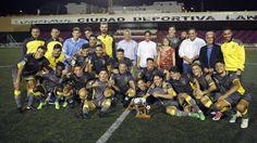 TIEMPO DE DEPORTE: Las Palmas Atlético se proclama campeón del Trofeo...