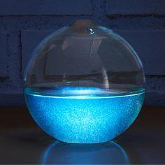 Bioluminescent Mini Aquarium | bioluminescent plankton | UncommonGoods