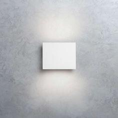 BuyFlos Tight Uplighter/Downlighter Wall Light, White Online at johnlewis.com