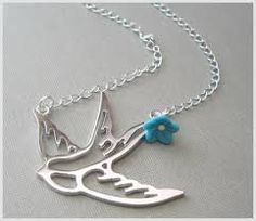 bird jewelry - Google Search