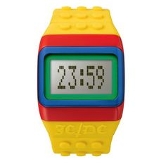 Original JC/DC lego Yellow shop before Mens Watches Uk, Mens Designer Watches, Temporary Store, Yellow Shop, O Design, Watch Sale, Digital Watch, Casio Watch, Fashion Watches