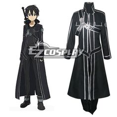 Sword Art Online SAO Sodo Ato Onrain Kirigaya Kazuto Kirito Cosplay Costume (Only Coat) #Everyone Can Cosplay! Cosplay costumes #Anime Cosplay Accessories #Cosplay Wigs #Anime Cosplay masks #Anime Cosplay makeup #Sexy costumes #Cosplay Costumes for Sale #Cosplay Costume Stores #Naruto Cosplay Costume #Final Fantasy Cosplay #buy cosplay #video game costumes #naruto costumes #halloween costumes #bleach costumes #anime
