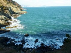 My heart is getting wide. #sea #blue #winter