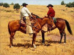 Bill Owen ~ The Cowboy Artist