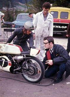 Bill Ivy 1967 Yamaha