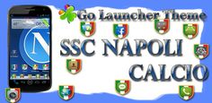 SSC Napoli Go Launcher Theme