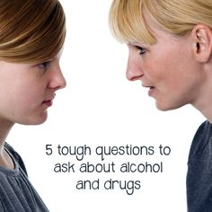 To talk or not to talk? Is offering a safe ride home always a good idea? Should you come clean about your own drug history? Get answers to tough parenting dilemmas concerning alcohol and drugs.