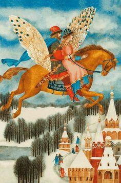 Иллюстрации к книге «ДЕТСКИЙ АЛЬБОМ» П.И.Чайковского