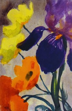 emil nolde @ hauswedell&nolte More