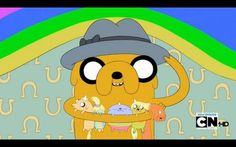 Adventure TIme Jake the Dad