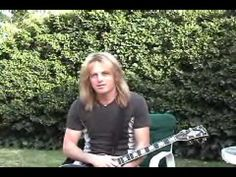 Doug Aldrich Message 2001 USA