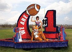 Tips for Awesome Homecoming Floats