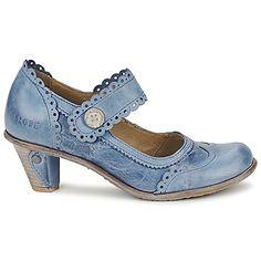 Court-shoes Dkode VIOLET BLUE
