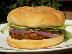 Dr. Praeger's Veggie Burger