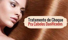 Tratamento de choque pra cabelos danificados: o que seu cabelo precisa pra melhorar já!
