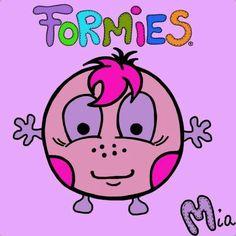 Welcome to FORMIES bunt und verspielt Bunt, Kids
