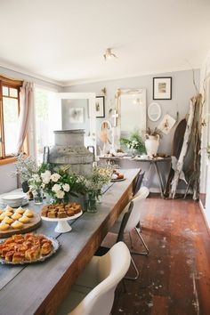 @lisamadigan' cottage at the KINFOLK Table Long Lunch in Kangaroo Valley   http://www.mynameislilyrose.com/2014/08/12/kinfolk-table-long-lunch-in-kangaroo-valley/