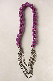 Catapult Drop Necklace