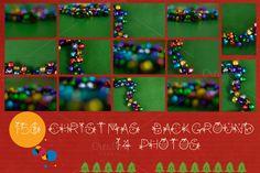 Christmas Sale 14photobackground=15$ by IDA SHOP on Creative Market