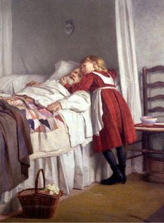 Grandfather's Little Nurse