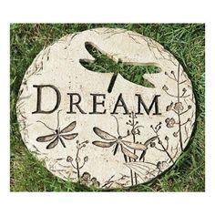12 Dia. Dream Garden Stone by Roman