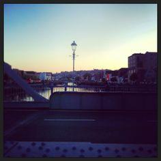 Sunset at Cork City Cork City, Seattle Skyline, Ireland, Sunset, Travel, Viajes, Destinations, Irish, Sunsets