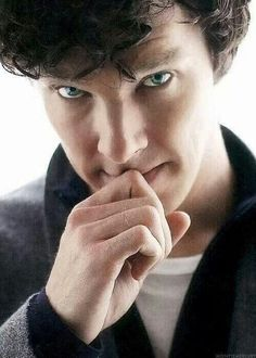 Benedict Cumberbatch. This is one of my absolute favorite pics of him!