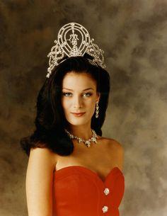 Miss Universo 1993. Dayanara Torres, Miss Puerto Rico. MISS UNIVERSE ORGANIZATION/CORTESÍA