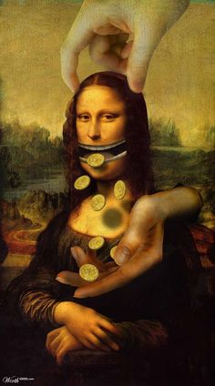 Image result for mona lisa art