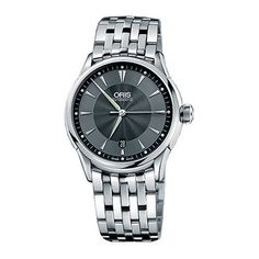 Oris Artelier Date Stainless Steel Automatic Mens Watch 733-7591-4054MB. Product details http://astore.amazon.com/usxproducts-20/detail/B000XSC13S