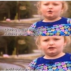 Well said Honey Boo Boo