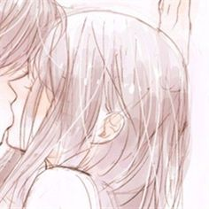 Anime Love Couple, Manga Couple, Cute Anime Couples, Cute Muslim Couples, Anime Couples Drawings, Couple Drawings, Anime Kiss, Anime Art, Familia Anime