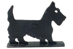 Antique Scottie Doorstop on OneKingsLane.com