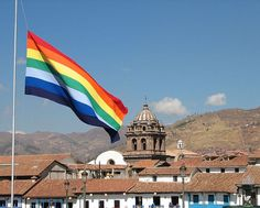 Flag of the city of Cuzco