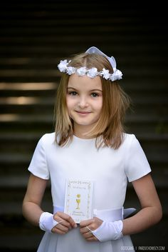 First Communion, Baby Photos, Holi, Portrait, Pictures, Eucharist, Beautiful Little Girls, Everything, First Holy Communion