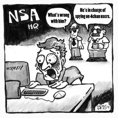 Meanwhile in NSA Headquarters...