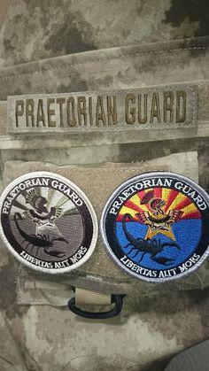 "Arizona State Militia ""Praetorian Guard"""