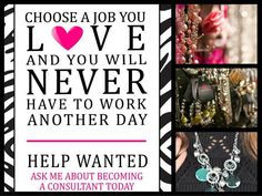 Ask me about becoming a Consultant today!! I would love to have you on my team.  Pgodwin1963@yahoo.com Www.pamspazazz.com