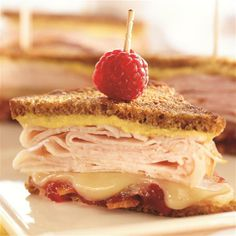 Mini Turkey Appetizer Melts from Smucker's®
