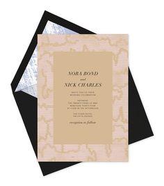 Kelly Wearstler Wedding Collection #kellywearstler #wedding #paperlesspost