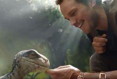 'Jurassic World: Fallen Kingdom' trailer tease with Chris Pratt
