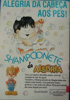 Shampoonete do Alegria (1988)