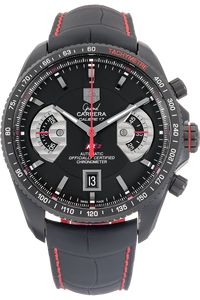 PVD Titanium Grand Carrera Calibre 17 RS2 Chronograph Automatic