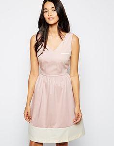 Enlarge Vero Moda Posy 50s Tea Dress