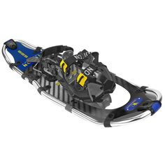 Yukon Charlie's E... is now available at Outdoorsman USA! Check it out here. http://outdoorsman-usa.myshopify.com/products/yukon-charlies-elite-spin-snowshoe-8-34-x-25-34-carbon-blue?utm_campaign=social_autopilot&utm_source=pin&utm_medium=pin