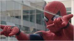 'Spider-Man: Homecoming': ¿Filtradas las primeras imágenes del tráiler con Tom Holland?