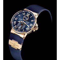 Ulyssi Nardin Marine Watch For Men