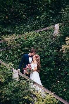 Multicultural Inspired Wedding At The Captain Whidbey Inn